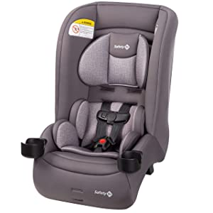 Safety 1st Jive 2-in-1 Convertible Car Seat, Harvest Moon, One Size (CC267DWV)