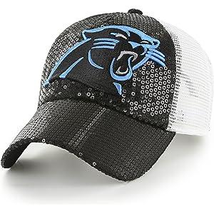 new arrival f1cd5 71440 OTS Adult NFL Women s Brilliance Challenger Adjustable Hat