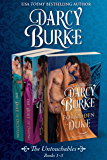 The Untouchables Books 1-3: The Forbidden Duke, The Duke of Daring, The Duke of Deception