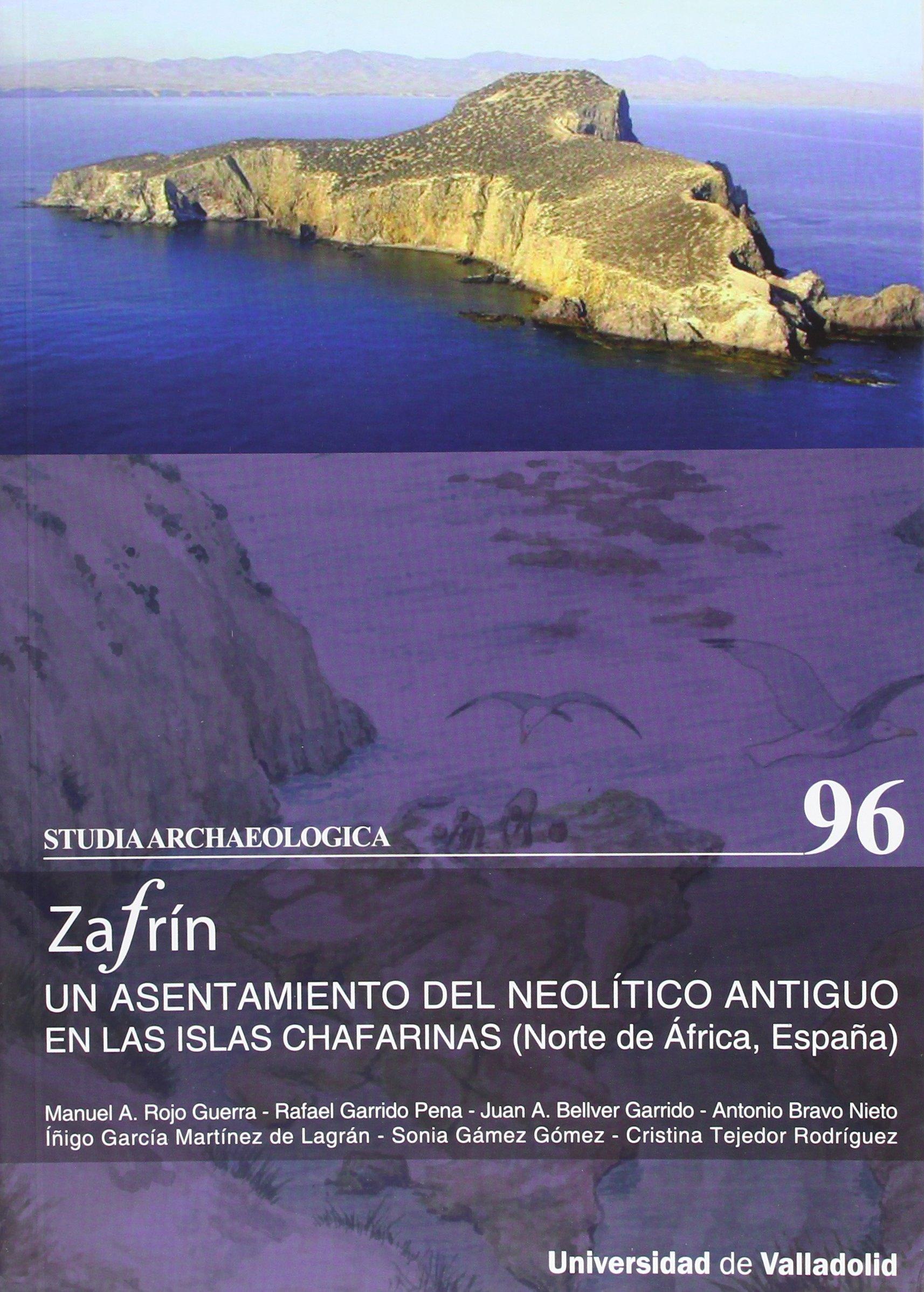 Zafrín. Un Asentamiento Del Neolítico Antiguo En las Islas ...