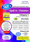 "Sakshi India Spell Bee - Word List Book - Category 3 ......... children friendly ""EASY-2-TURN"" & ""VERY STRONG"" WIRO BINDING .......... price includes shipping fee ................ has 1000+ ""word list"" only"