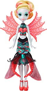 Monster High Ghoul to Mermaid Lagoona Blue Transformation Doll