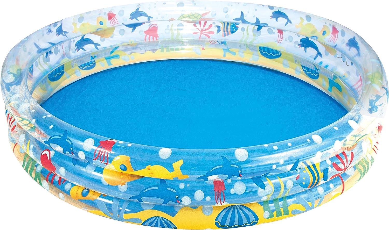 Bestway 51005 - Piscina Infantil Fondo del Mar 183x33 cm