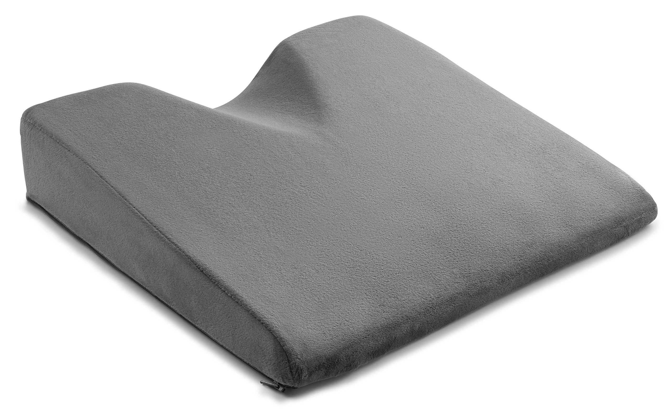 Amazon Com Wedge Cushion With Strap Car Seat Wedge 3