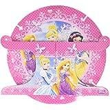 Amscan Princesse Présentoir à gâteaux avec nœuds accessoire de fête