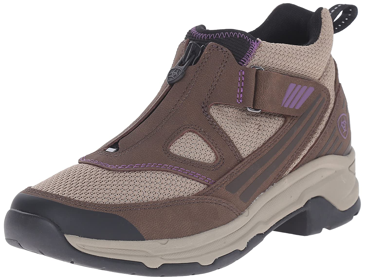 Ariat Women's Maxtrak Ul Zip Hiking Shoe - Click Image to Close