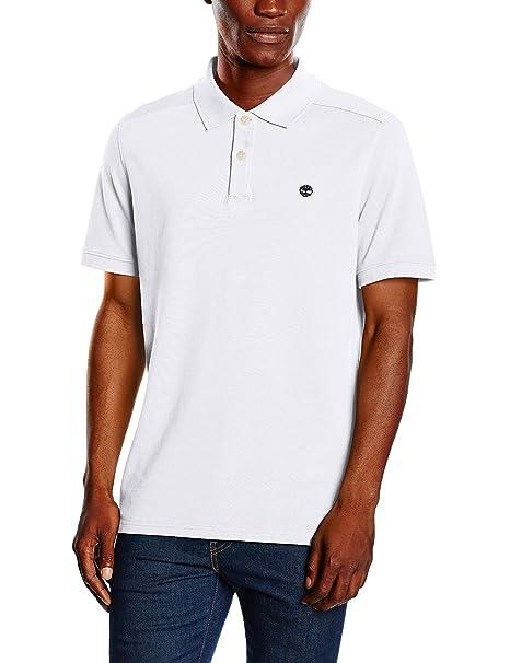 999c4a4c39 Timberland SS Millers River Pique Reg Polo T-Shirt Manica Corta Uomo:  Amazon.it: Abbigliamento