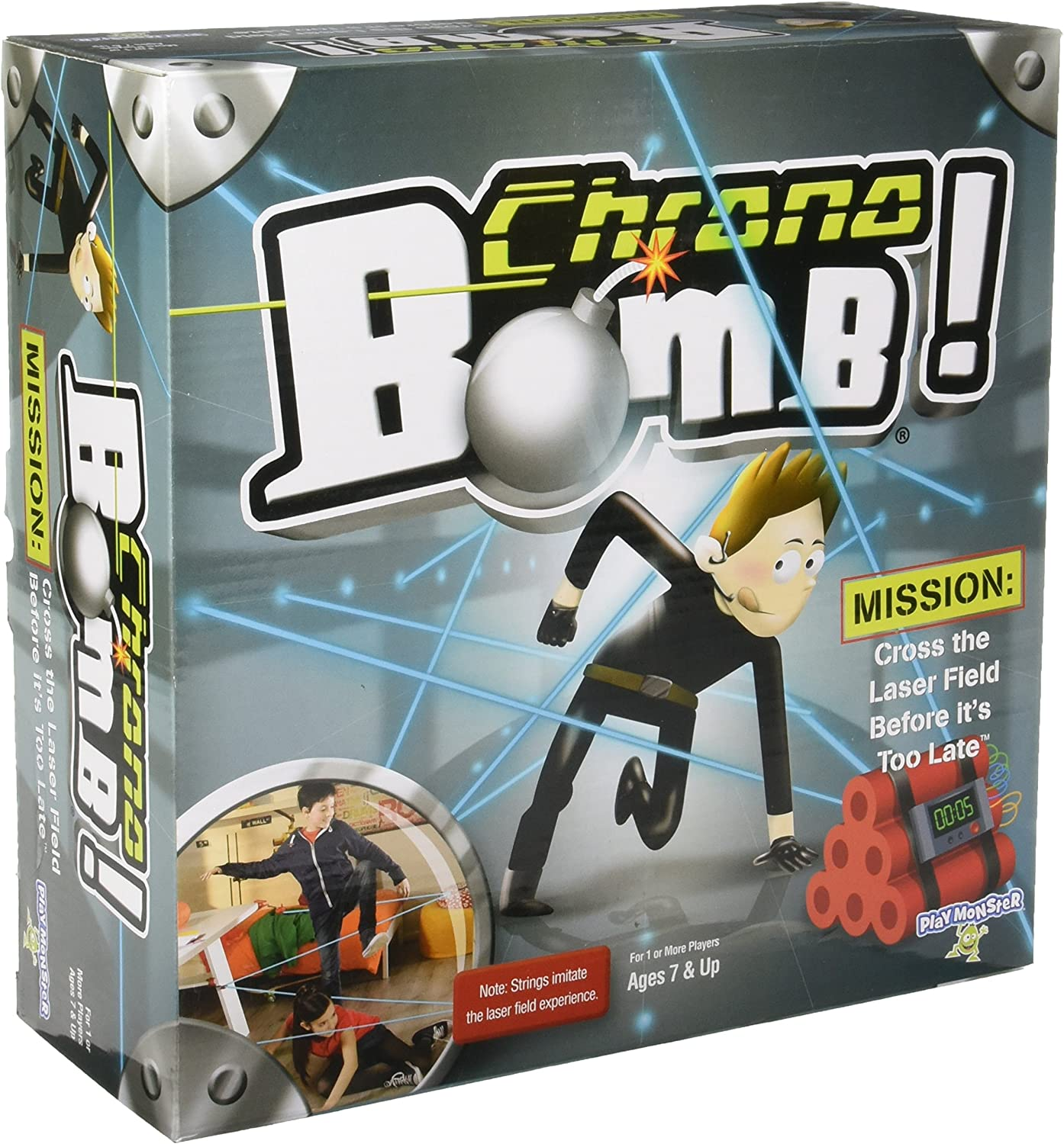 Chrono Bomb Action Game by Patch Products Inc.: Amazon.es: Juguetes y juegos