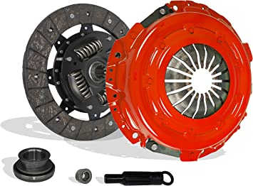 PPC RACING STAGE 2 CLUTCH KIT FOR 1994-2004 FORD MUSTANG COUPE CONVERTIBLE 3.8L 3.9L