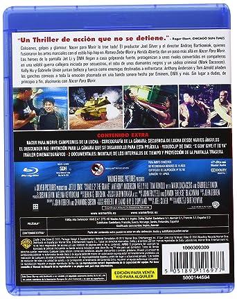 Amazon.com: Pack: Nacer Para Morir + Romeo Debe Morir + Siete Espadas (Blu-Ray) (Import Movie) (European Format - Zone B2): Movies & TV
