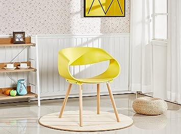 Pn Homewares Nest Stuhl Kunststoff Retro Modernen Esszimmerstühlen