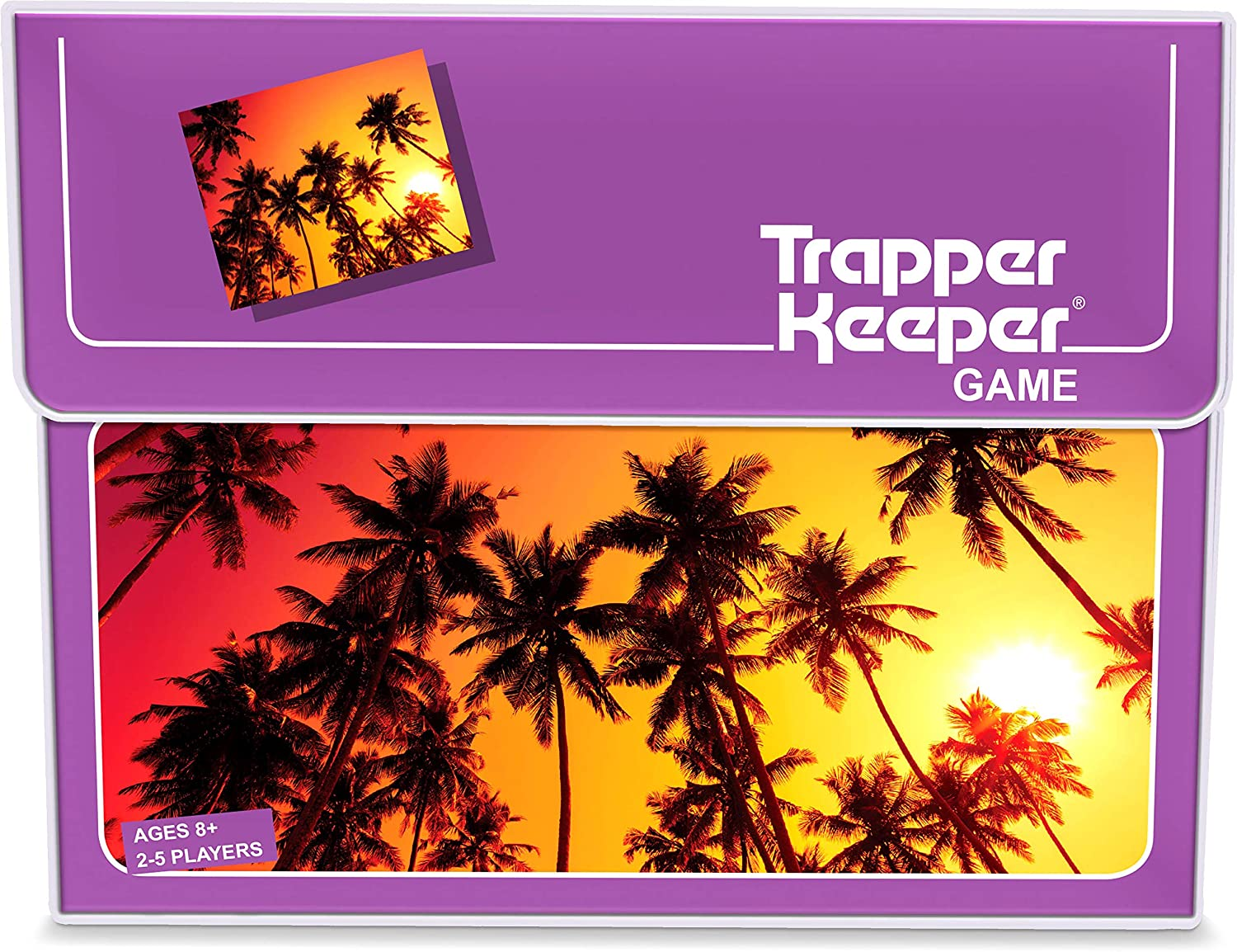 Trapper Keeper Game Palm Tree