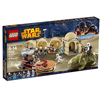 LEGO Star Wars 75052 Mos Eisley Cantina Building Toy (Discontinued by manufacturer): Toys & Games