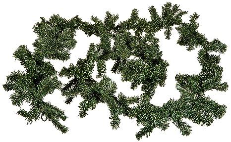 Idena 8585016 - Tannengirlande, ca. 270 cm