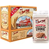 Bob's Red Mill Gluten Free Chocolate Chip Cookie Mix, 22 Ounce (Pack of 4)