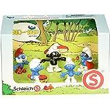 Schleich - 41255 - Figurine - Coffret Schtroumpfs