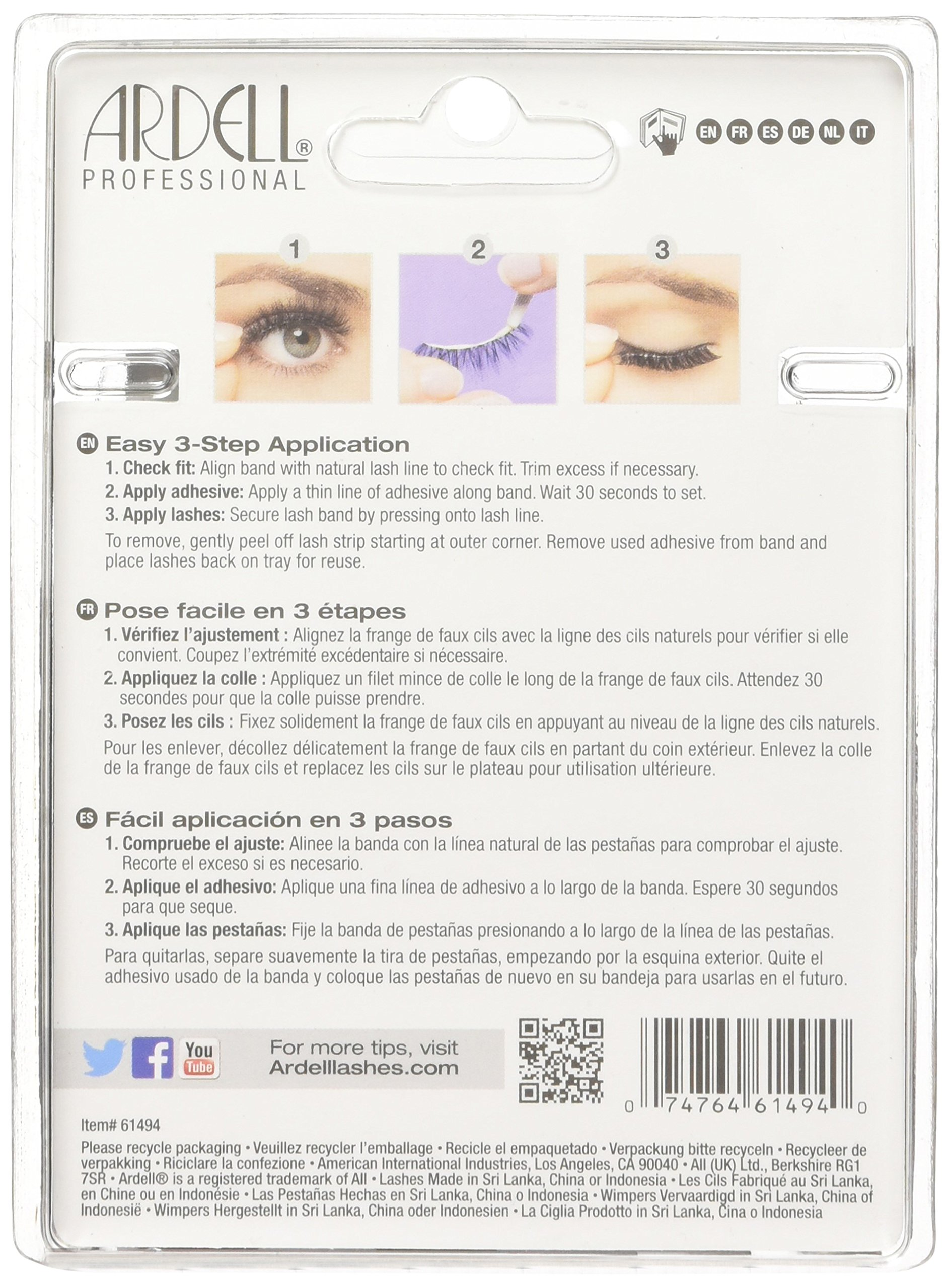 Ardell Multipack Demi Wispies Fake Eyelashes by Ardell (Image #1)