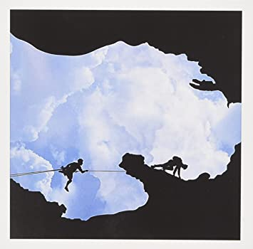 Amazon 3drose greeting cards michigan climbers shows two 3drose greeting cards michigan climbers shows two people rock climbing within a michigan silhouette m4hsunfo