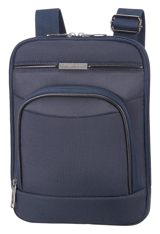 Samsonite Desklite Tablet Crossover S, 7.9 Borsa Messenger, Poliestere, Blu, 3 ml, 23 cm 7.9 Borsa Messenger 67777/1090