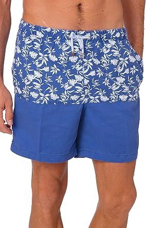 Kfnire Mens Beach Shorts Quick Dry Swim Trunks Adjustable Drawstring Swimwear with Pockets Surfing Swimming Watershort
