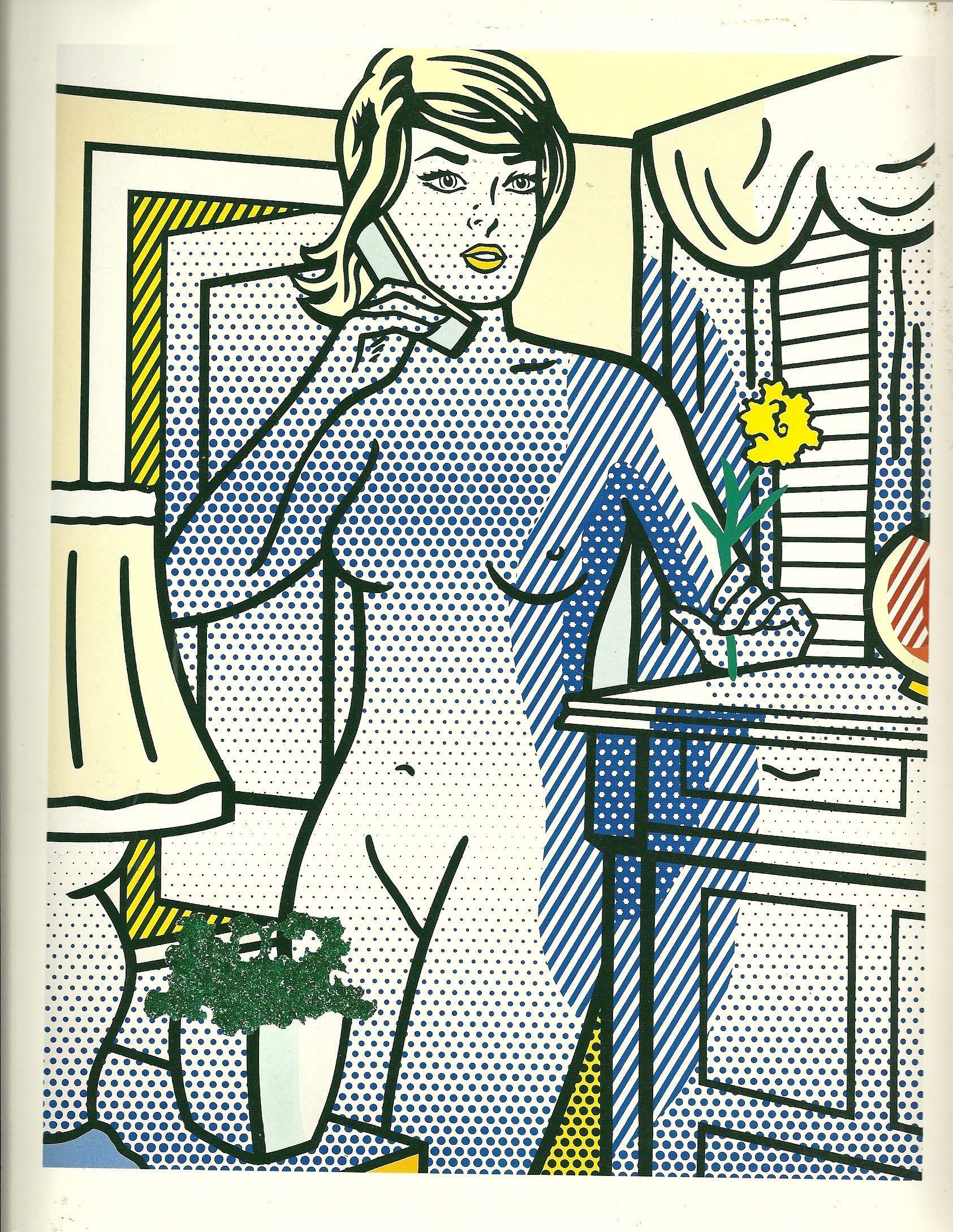 Roy Lichtenstein: Interiors PDF