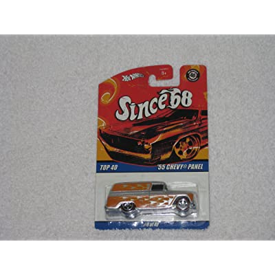 Hot Wheels Since '68 -- '55 Chevy Panel #8 of 40: Toys & Games