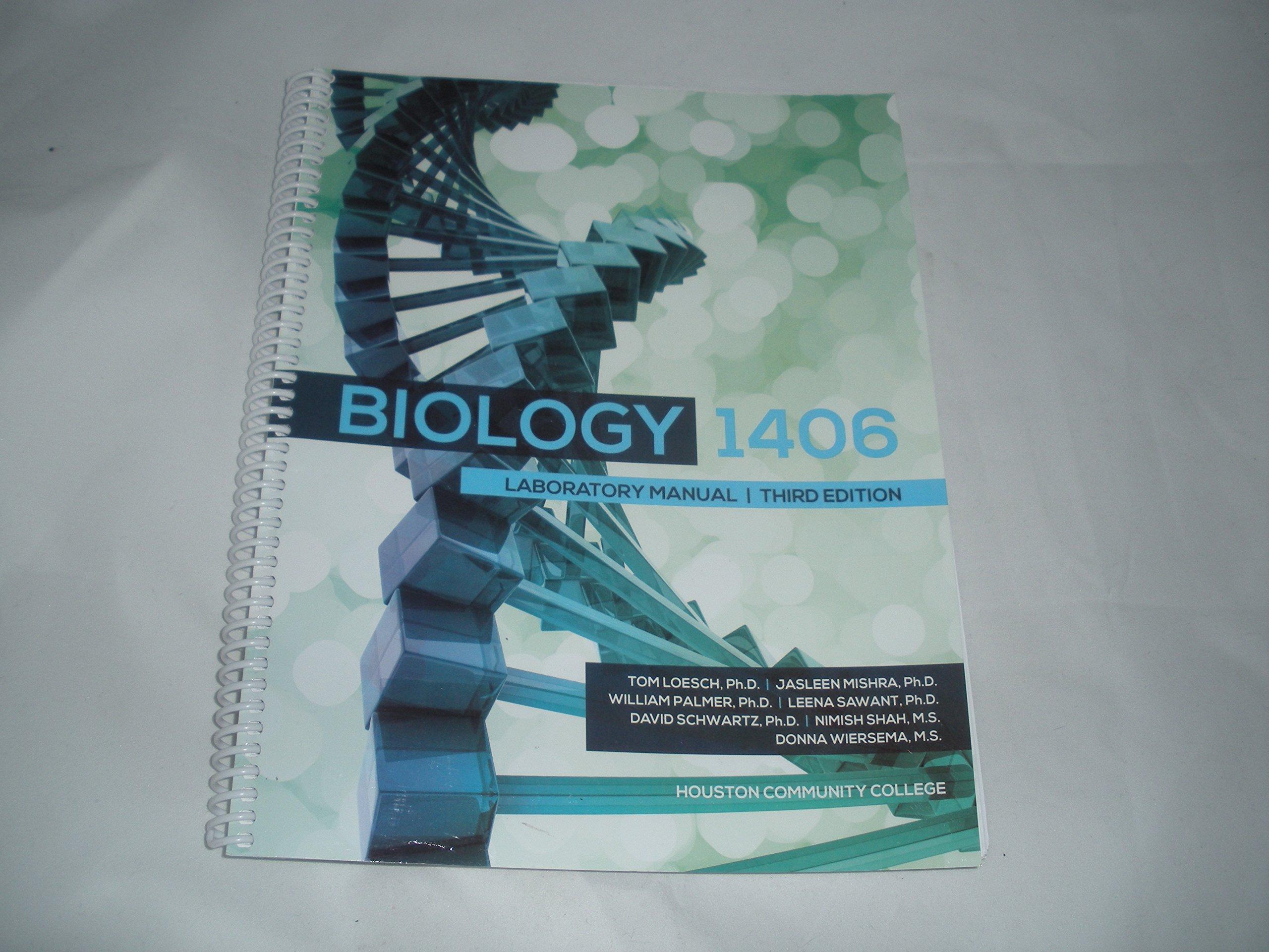 biology 1406 laboratory manual 3rd edition custom edition for rh amazon com Human Biology Sylvia Mader 12th Edition Biology Lab Manual Kathy Marrs
