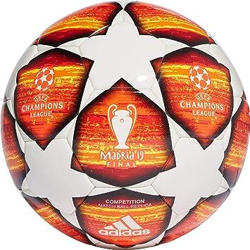 adidas Finale M Comp Balón, Hombre, Multicolor (Blanco/rojact ...
