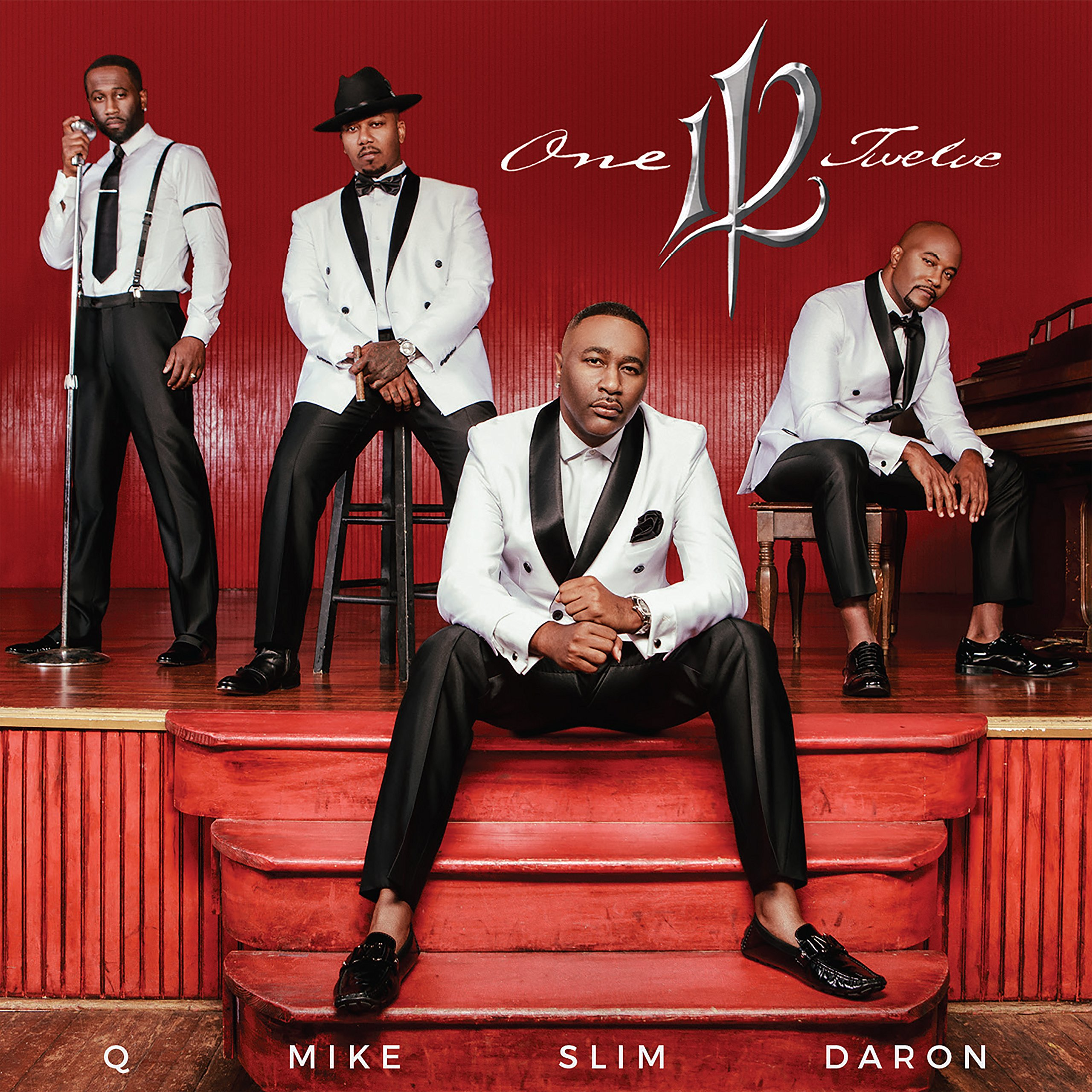 112 - Q Mike Slim Daron (CD)