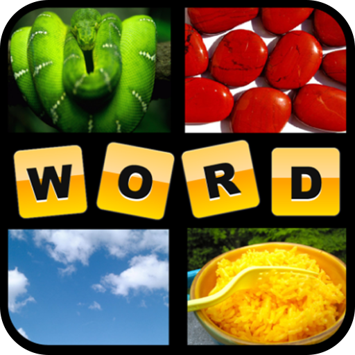 (Whats the Word: 4 pics 1 word)