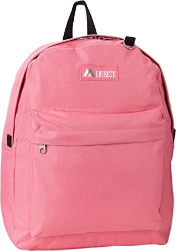 Everest Classic Backpack, Rose, One Size