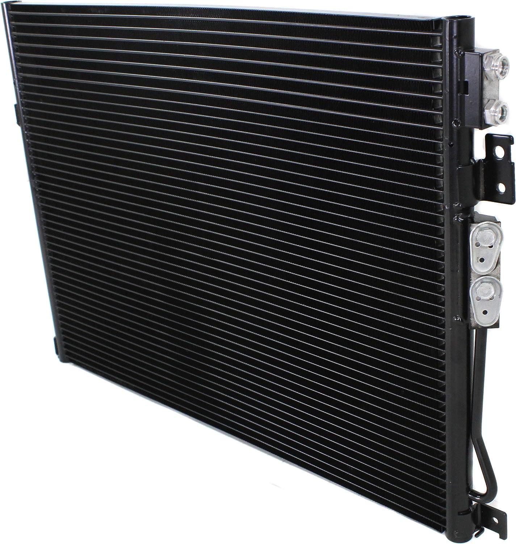 Kool Vue KVAC3247 A//A//C Condenser 2005-10 Jeep Grand Cherokee 6Cyl//8Cyl w//Oil Cooler