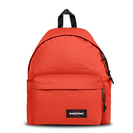 bdb3216c88 Eastpak Padded Pak'r Zaino Unisex - Adulto, Arancione (Blind Orange ...