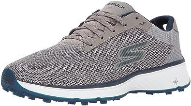 on sale 9b102 63978 Skechers Performance Men s Go Golf Fairway Golf Shoe, Gray Navy, 8 M US