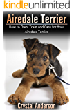 Airedale Terrier: How to Own, Train and Care for Your Airedale Terrier