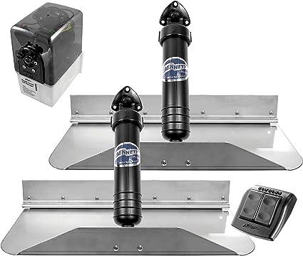 """Bennett 189E Hydraulic Trim Tab Kit 9/""""X18/"""""""