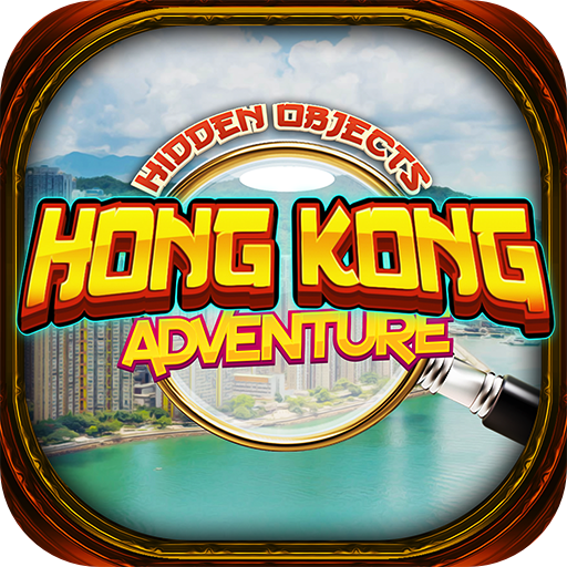 Hidden Objects - Hong Kong China Adventure & Object Difference Time Puzzle Games
