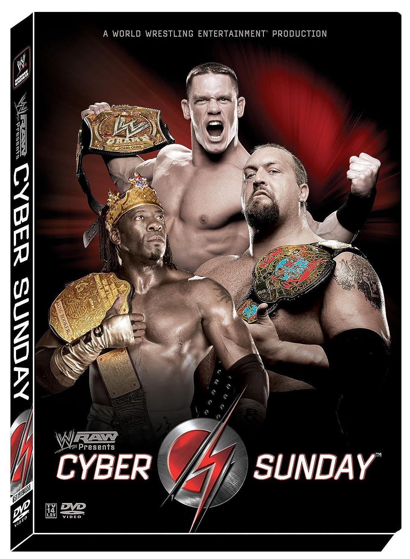 WWE Cyber Sunday [Reino Unido] [DVD]: Amazon.es: Booker ...