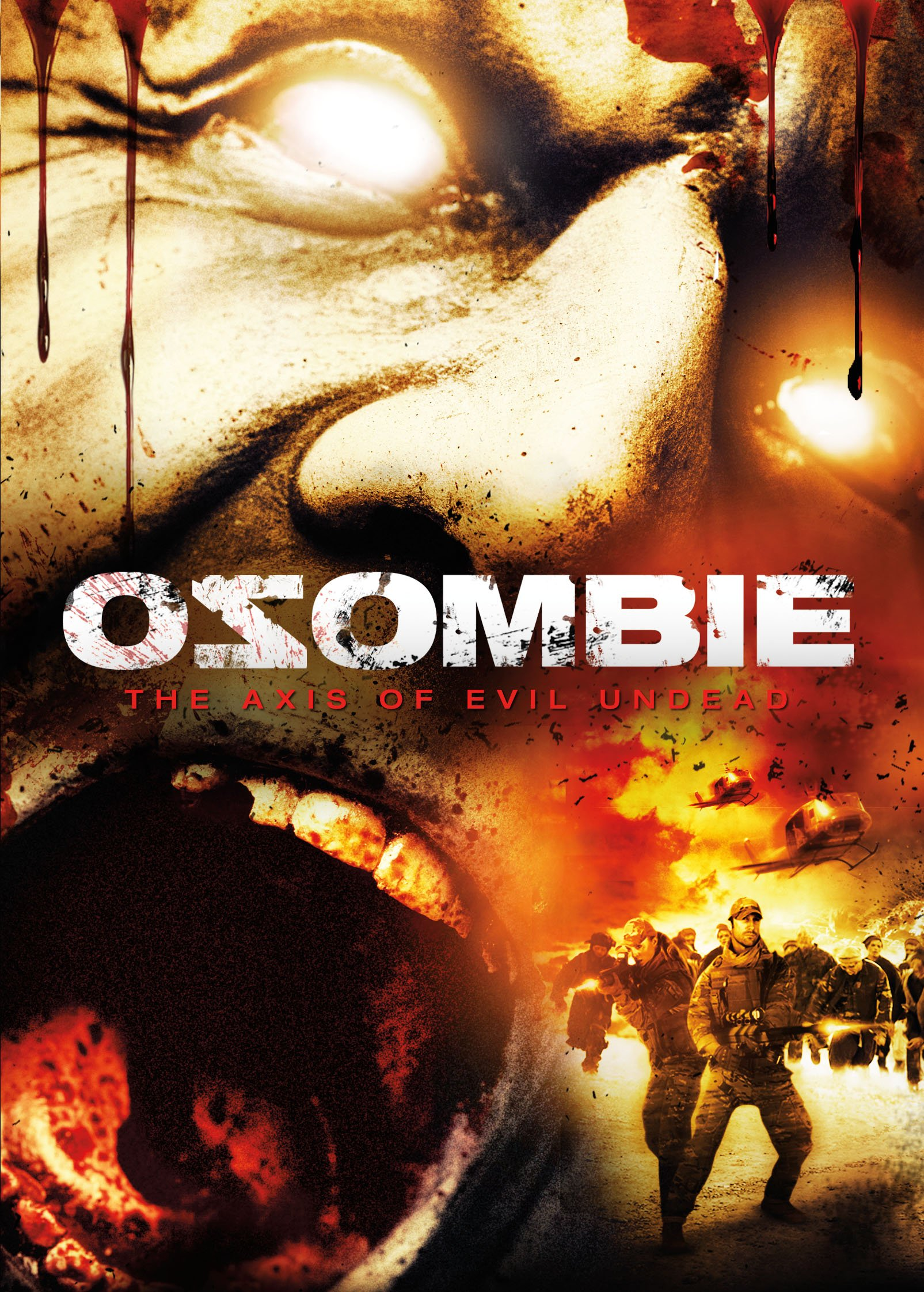 DVD : Matthew Reese - Osombie (Subtitled, Dolby)
