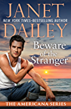 Beware of the Stranger (The Americana Series Book 32)