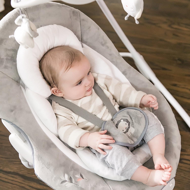 Ingenuity Babyschaukel Mit Lichtern Braden Amazonde Baby