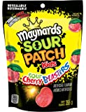 Maynards Sour Cherry Blasters Candy, 355 Gram (Packaging may vary)