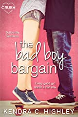 The Bad Boy Bargain (Suttonville Sentinels Book 1) Kindle Edition