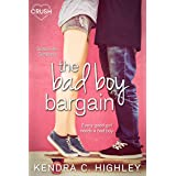 The Bad Boy Bargain (Suttonville Sentinels Book 1)