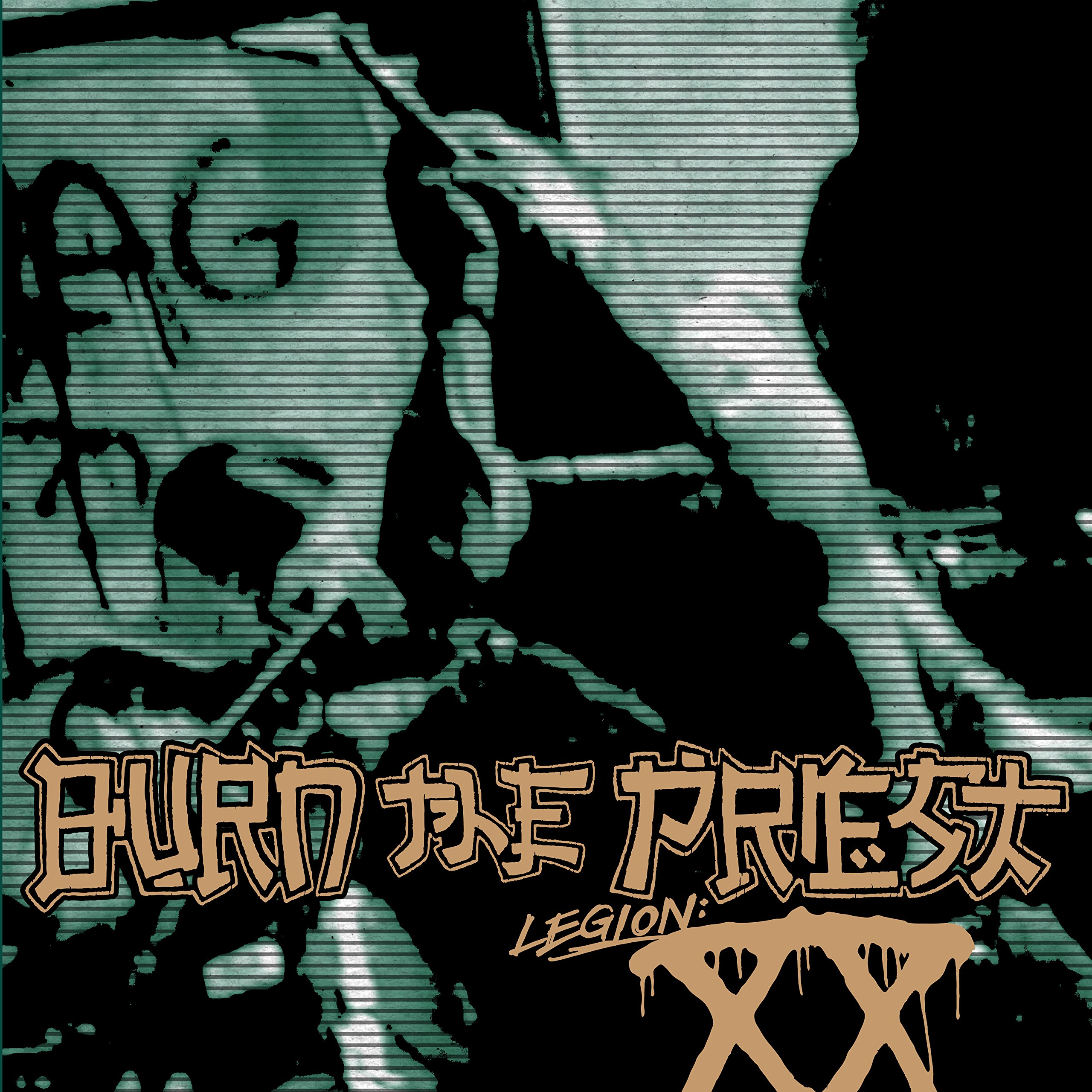 CD : Burn the Priest ( Lamb of God ) - Legion: Xx (CD)