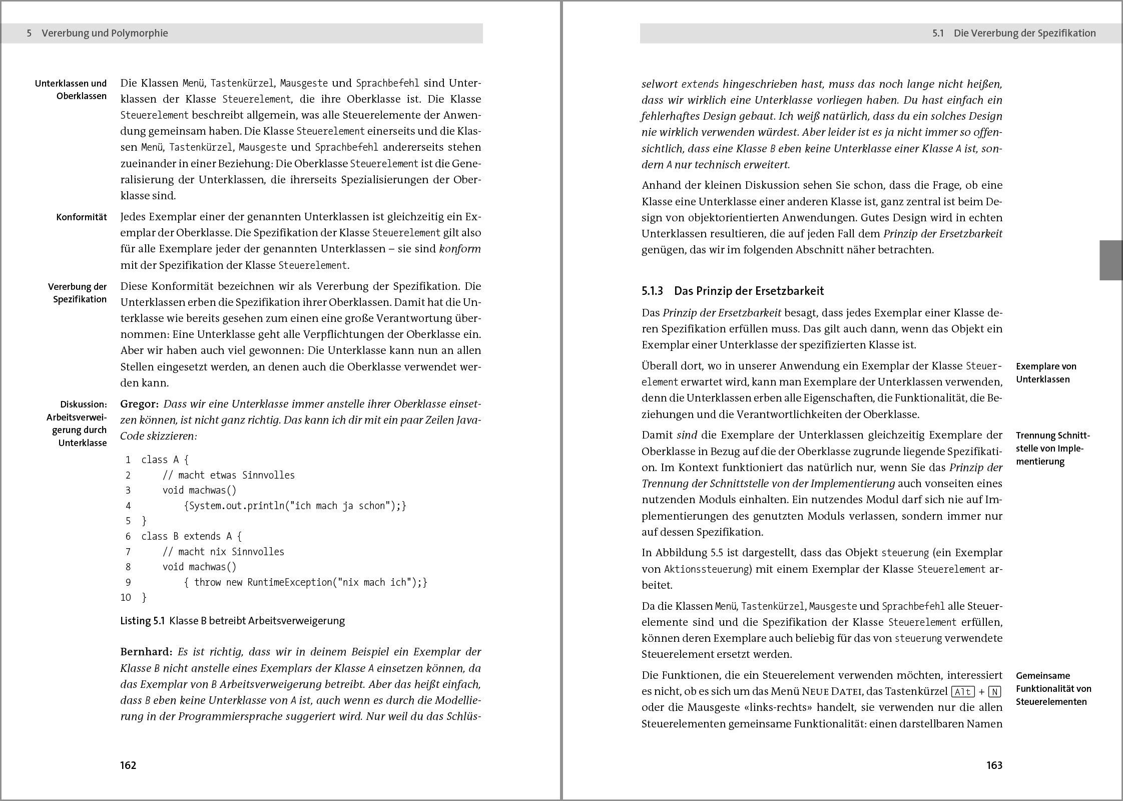 Objektorientierte Programmierung: Das umfassende Handbuch. Lernen ...
