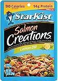 StarKist Salmon Creations, Lemon Dill, 2.6 Ounce (Pack of 12)