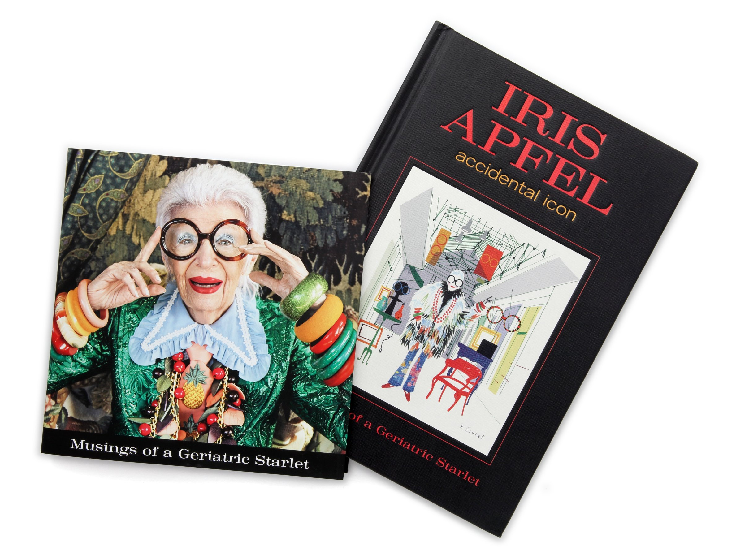 Iris Apfel  Accidental Icon  Iris Apfel  9780062405081  Amazon.com  Books ab939bf3f60