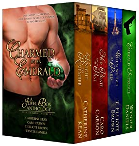 Charmed by an Emerald: A Jewel Box Anthology (Jewel Box Anthologies Book 1)