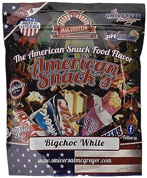 Max Protein American Snacks Harina Avena con Sabores - 2000 gr: Amazon.es: Salud y cuidado personal
